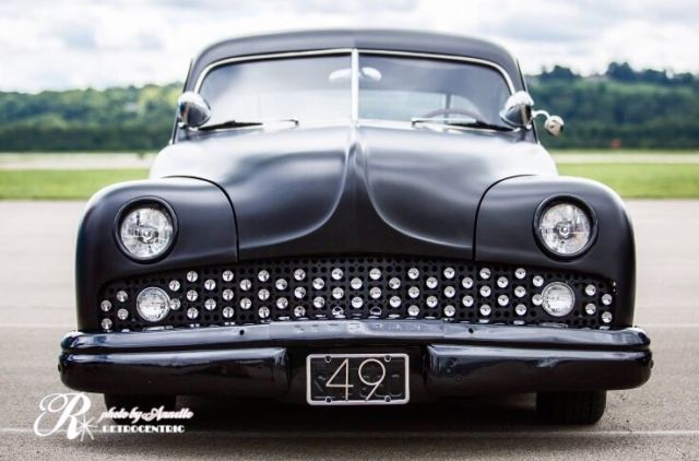 Lincoln Mercury Chevy Fordchopped Hot Rodstreet Rod Lead Sled