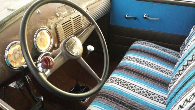 1950 Chevrolet Pickup 3100 3600 Rat Rod Hot Rod