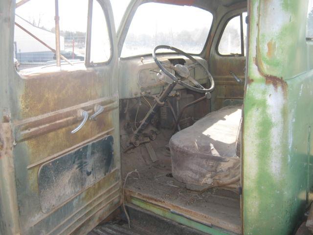 1950 Ford F 6 Dually 1 Ton