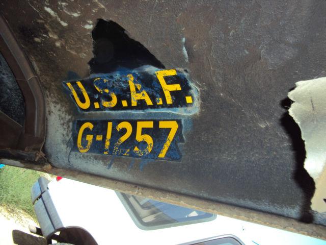 1951 U.S. Air Force Cadillac Ambulance STRATA Blue (not a ...