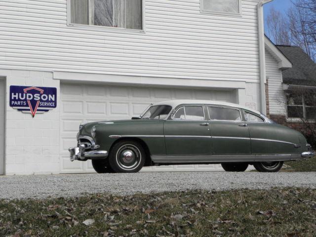 1952 hudson wasp sedan kansas car runs drives handles for Kansas dept of motor vehicles phone number