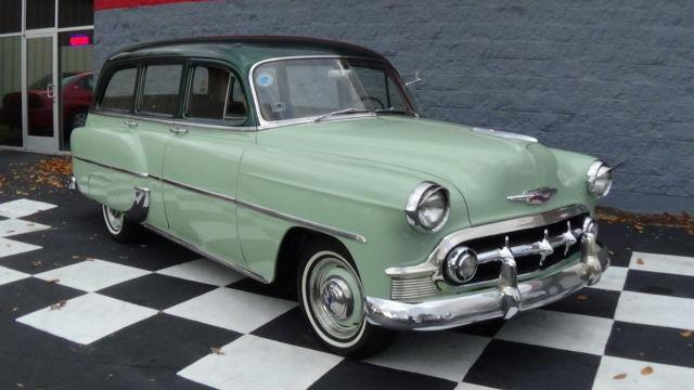 1953 Chevrolet 210 Handyman Wagon 2 Owner