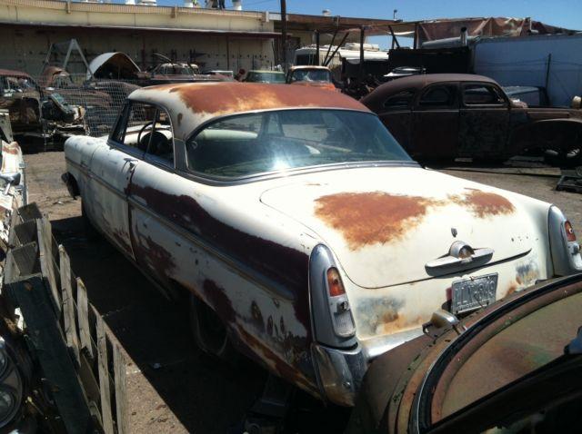 Mercury Monterey Coupe With Sedan Parts Car