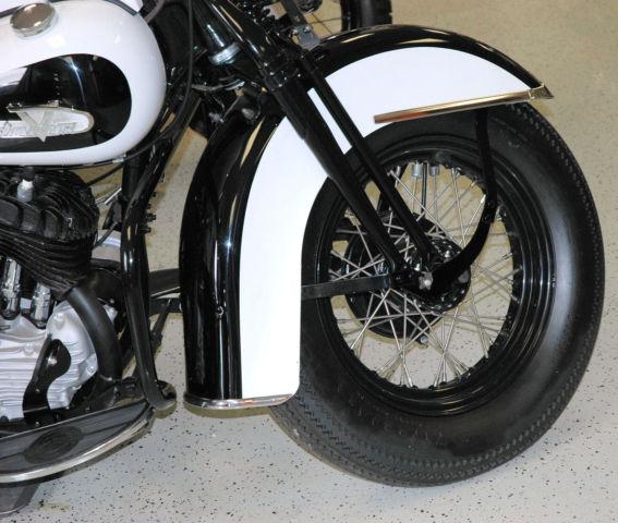 1955 2-Tone Harley Davidson Servi-Car Servicar G 45Ci 45 ...