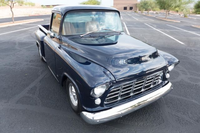 1955 Chevrolet Pickup 3100 Resto Mod Show Quality Gorgeous