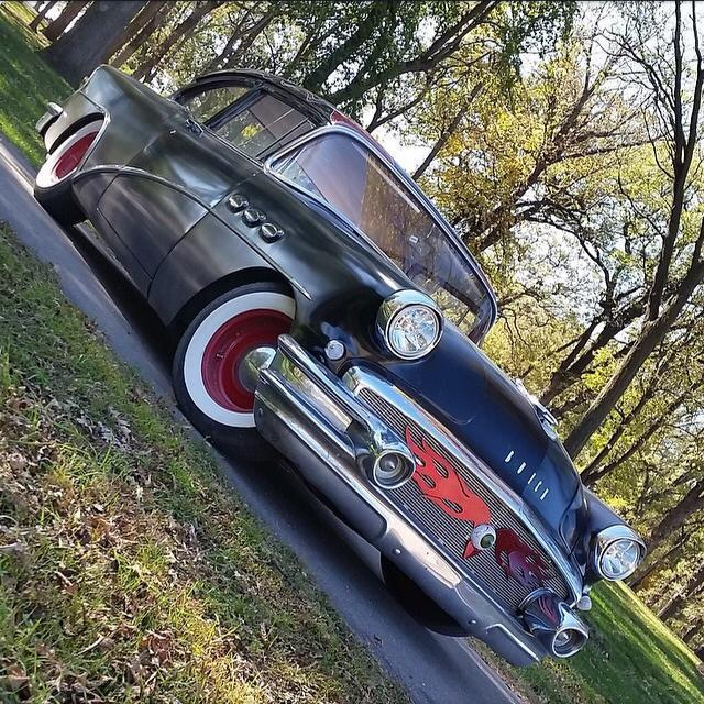 1956 Buick Special, Hot Rod, Rat Rod, Street Rod