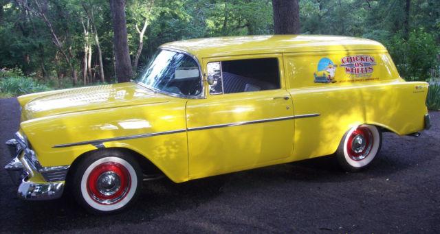 1956 Chevy Sedan Delivery - Two Door