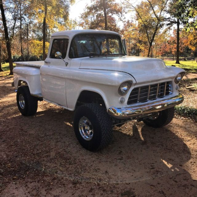 1956 Lifted Chevrolet 3100 4x4