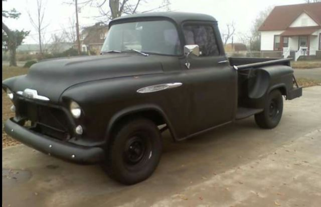 1957 Chevrolet Apache Truck All Original Second Owner