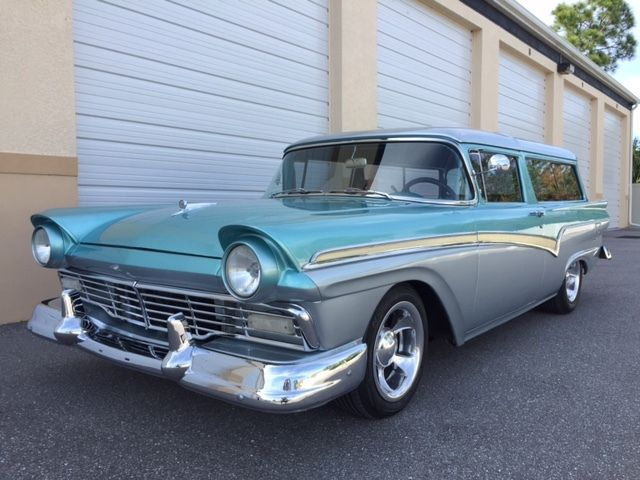 1957 ford del rio ranch wagon custom for 1957 ford 2 door ranch wagon
