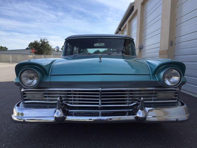 1957 Ford Del Rio Ranch Wagon Custom