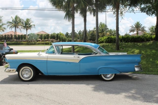 Ford fairlane door coupe used automatic