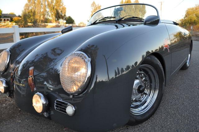 1957 Porsche 356 Speedster Outlaw Replica