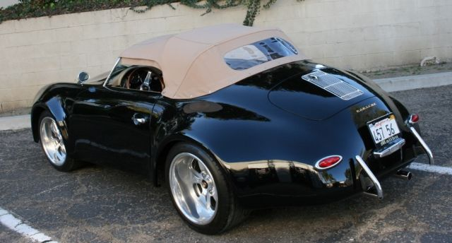1957 Porsche Speedster 356 Widebody Replica