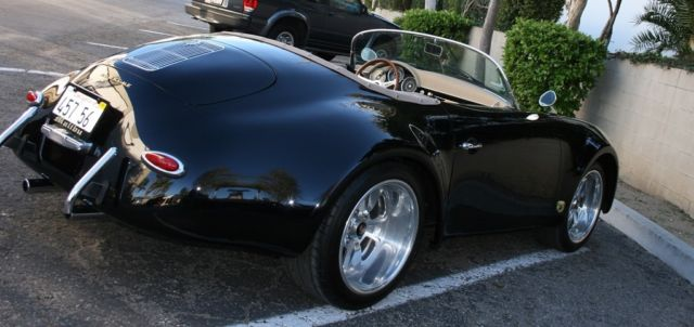 1957 porsche speedster 356 widebody replica. Black Bedroom Furniture Sets. Home Design Ideas