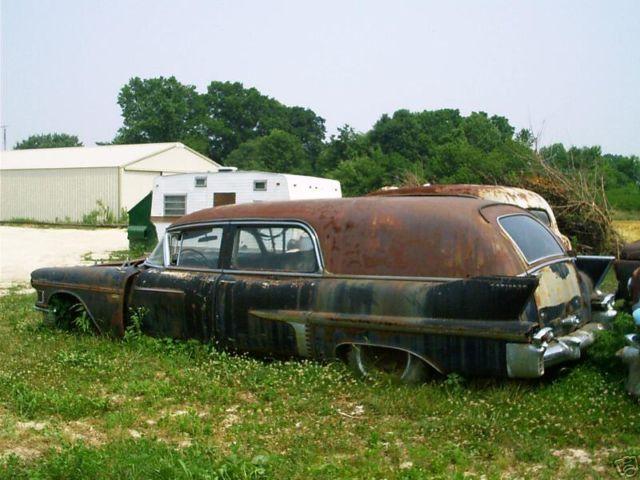 1958 Cadillac Eureka Landau Hearse Ambulance 1957 1959 ...