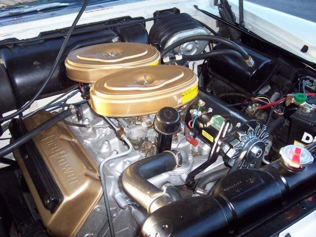 1958 Chrysler 300d 392 Hemi Pictures To Pin On Pinterest Pinsdaddy