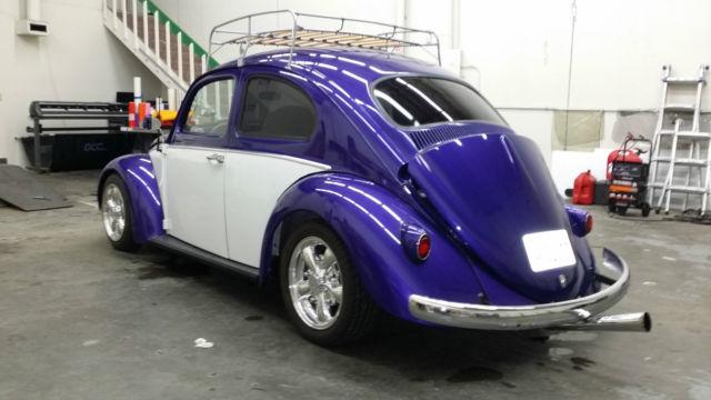 1959 Volkswagen Beetle Classic: Vw Stinger Exhaust At Woreks.co