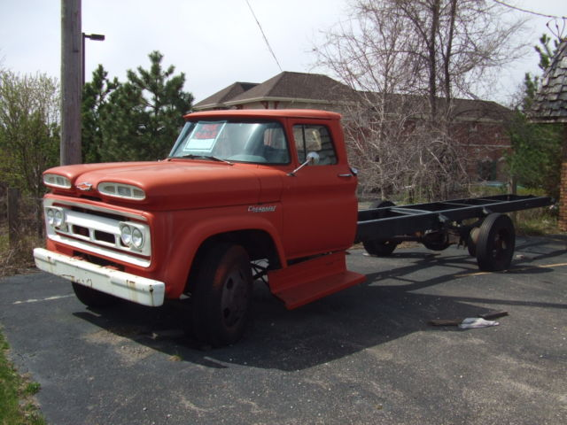1960 Chevrolet Viking Truck
