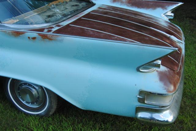 Auto Sales In Newport Ar: 1961 CHRYSLER NEWPORT 4-DOOR SEDAN FROM TEXAS TO RESTORE