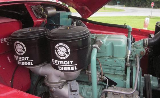 1962 Studebaker Diesel Truck Rare