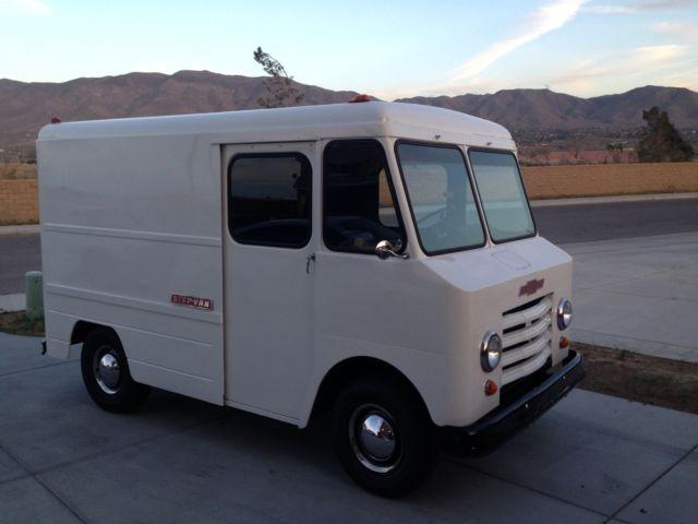 1963 Chevrolet P10 Step Van