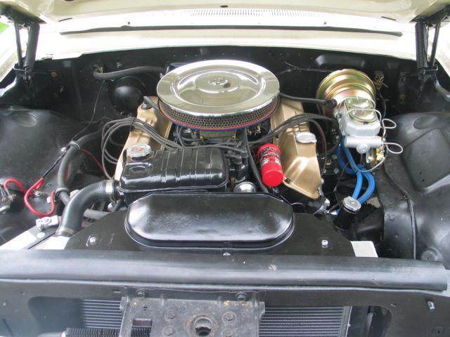 1963 Ford Galaxie 500 390 Cubic Inch