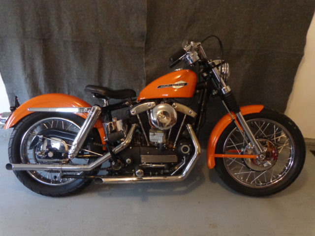 How To Start A Harley Davidson Sportster