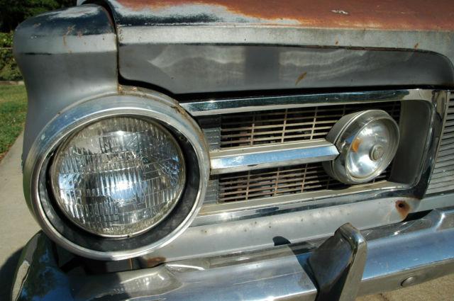 1964 PLYMOUTH BARRACUDA V8 running engine rebuilt posi track