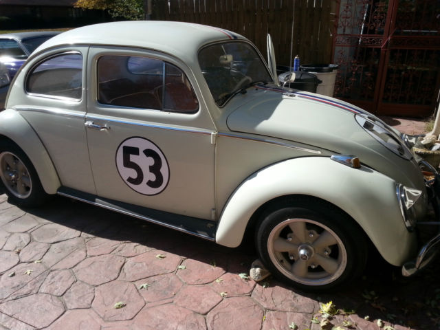 "1964 VW Beetle Herbie ""53"" Replica"