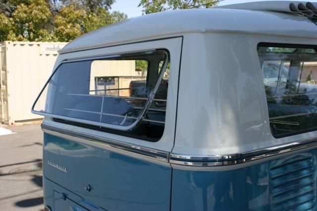 1965 21 window vw deluxe microbus 7 passenger for 1965 vw 21 window bus