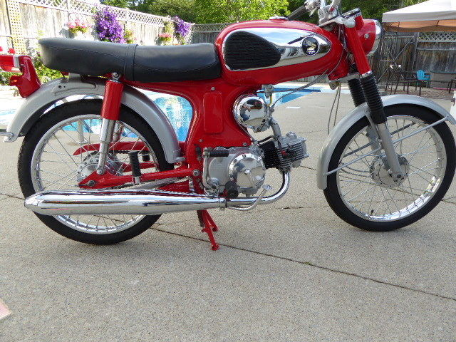 Used Tires Barrie >> 1965 HONDA S90, SUPER 90