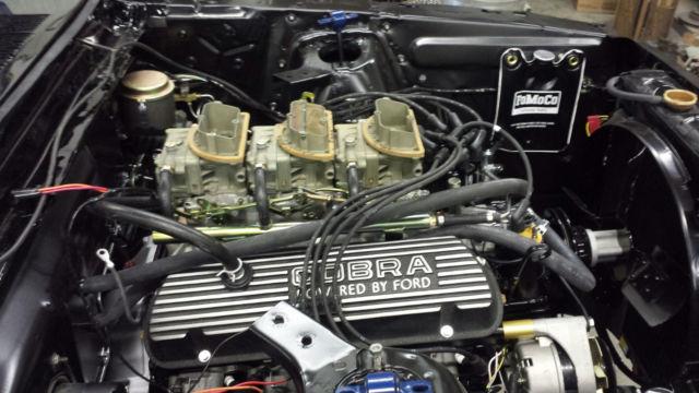 Ford 289 Tri Power: Street Rod Parts Ford Carburetor