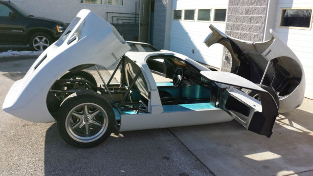 Ford Gt Mki Ford Gt Replica Build Project