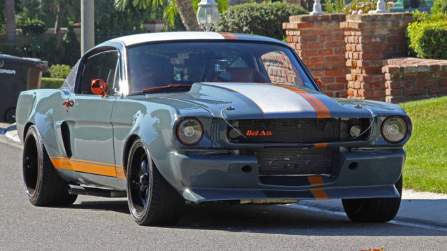 1965 MUSTANG WIDEBODY SHOW CAR KEITH CRAFT 408 STROKER 5 SPEED
