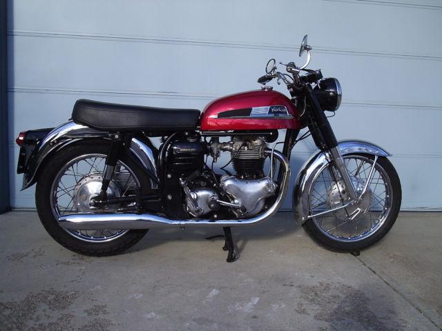 1965 Norton Atlas 750
