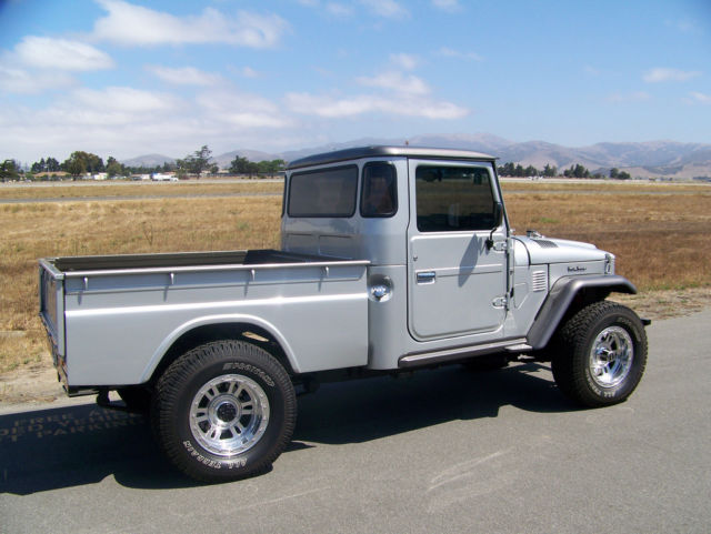 1965 TOYOTA LAND CRUISER FJ45 PICK UP TRUCK - MUST SELL! MAKE YOUR
