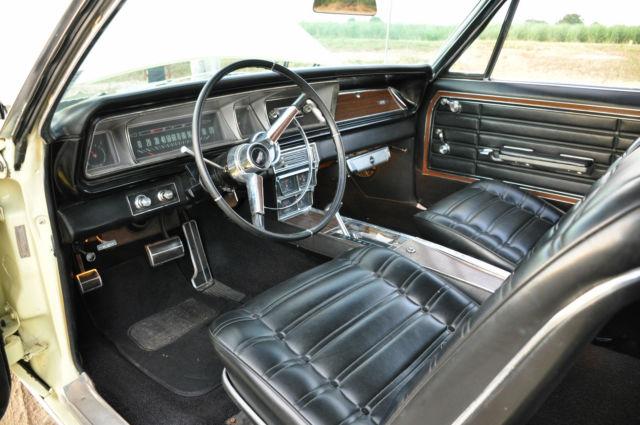 1966 66 Chevy Chevrolet Caprice 2 door hard top 496 396