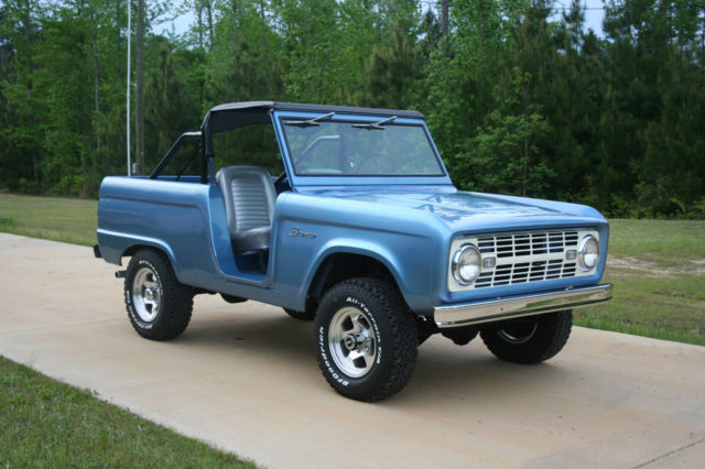 1966 Ford Bronco Early August 1965 Build Date No Reserve Bid To Win