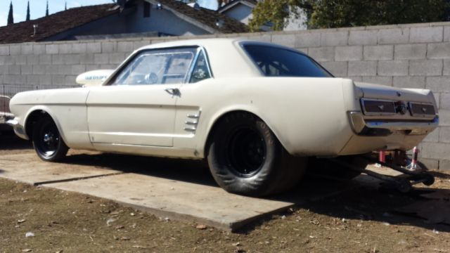 Used Cars Bakersfield >> 1966 Ford Mustang, full tube chassis with title, drag race or pro street