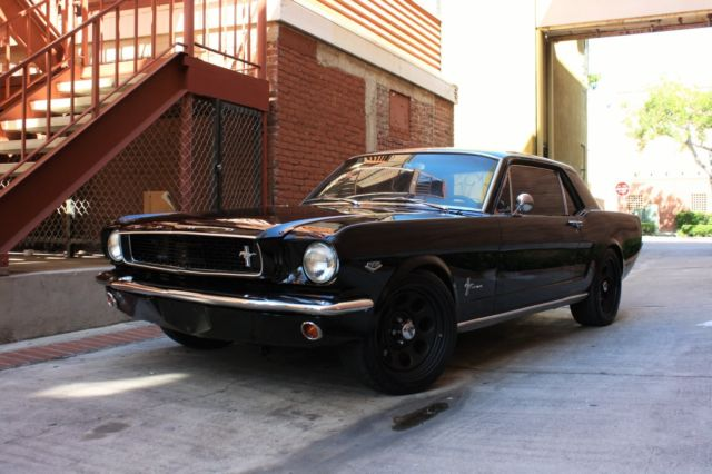 1966 mustang v8 347 stroker t 5 disc brks 400 hp pony 1964 65 67 68 17 wheels. Black Bedroom Furniture Sets. Home Design Ideas