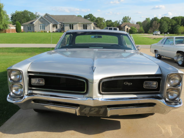 1966 pontiac grand prix 421 rare gentleman 39 s gto. Black Bedroom Furniture Sets. Home Design Ideas