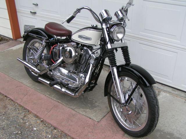 1966 Sportster Xlch
