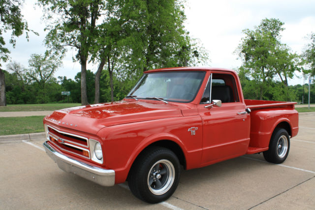 1967 C-10 Custom Truck (Frame Off Restoration)