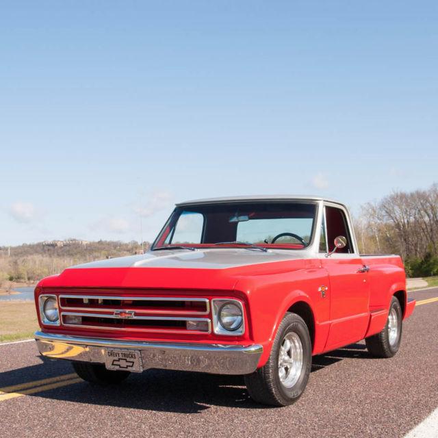 1967 c10 stepside custom