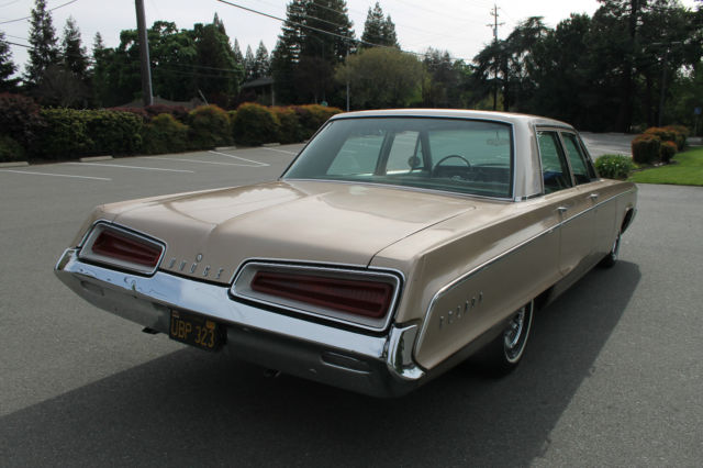 1967 Dodge Polara 4 Door Sedan  Original Survivor California Car