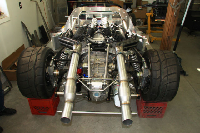 1967 Ford Gt40 Mkiv Mark 4 By Rcr