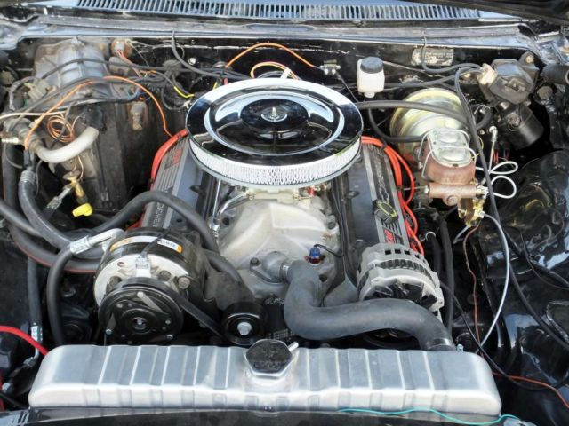 1967 Impala 4 door hardtop Black SUPERNATURAL 67 Chevrolet Chevy 4 dr 4dr Baby!