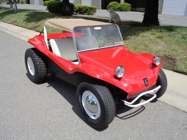 1967 Meyers Manx Dune Buggy Vw Authenticated Bruce Meyers