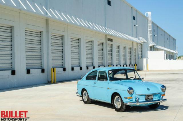 1967 Volkswagen 1600 TL Fastback